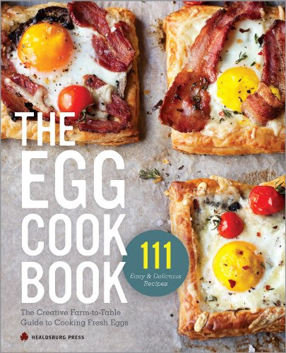 The egg cookbook by healdsburg press