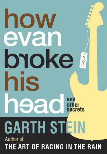 How evan broke his head by garth stein