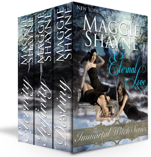 Eternal love the immortal witch series by maggie shayne