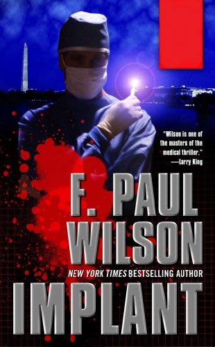 Implant by f paul wilson