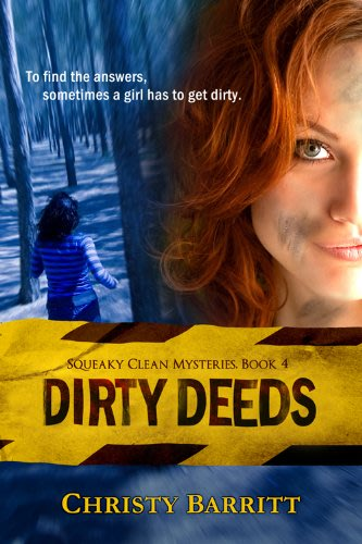Dirty deeds by christy barritt