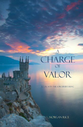 A charge of valor by morgan rice