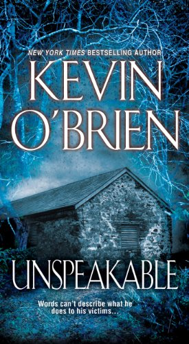 Unspeakable by kevin o brien