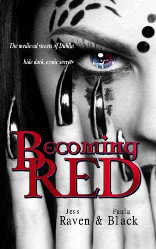 Becoming red by jess raven and paula black