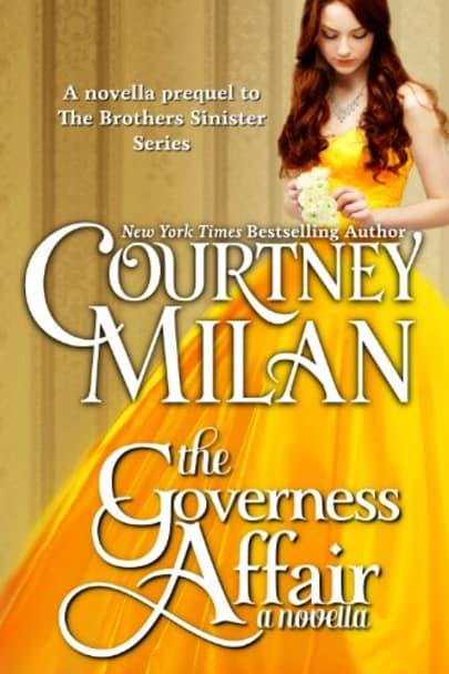 The Governess Affair cover