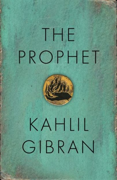 Image result for the prophet book cover