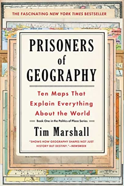Prisoners of Geography by Tim Marshall