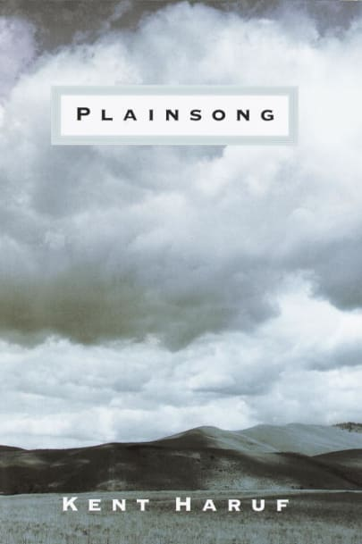 Image result for plainsong book cover kent haruf