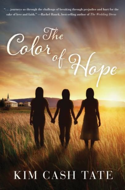 The Color Of Hope By Kim Cash Tate Bookbub