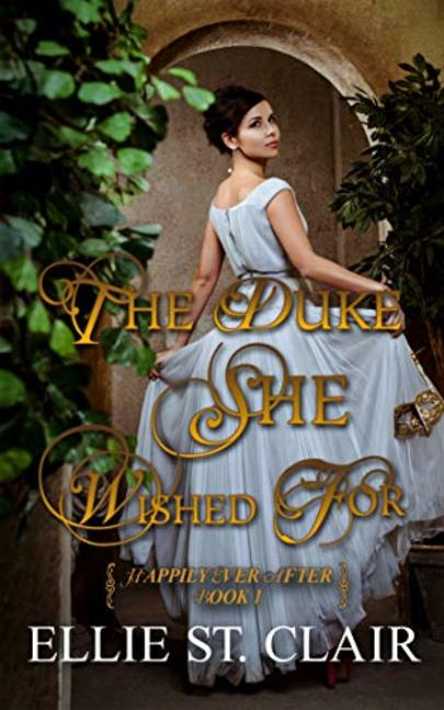 The Duke She Wished For cover