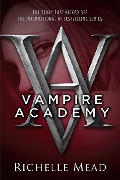 Image result for vampire academy cover