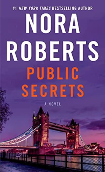 Public secrets by nora roberts | penguinrandomhouse. Com: books.