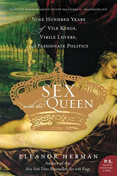 Eleanor herman sex with the queen