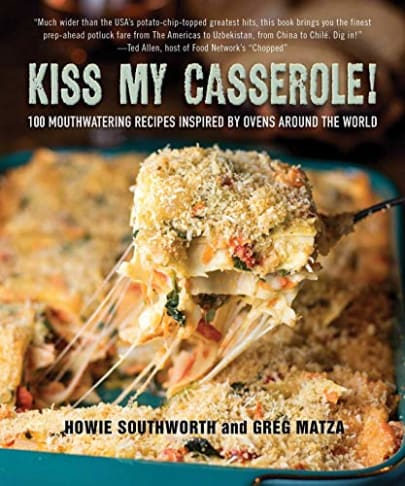 Kiss my casserole by howie southworth and greg matza bookbub kiss my casserole forumfinder Image collections