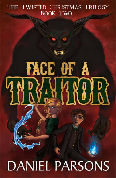 face of a traitor the twisted christmas trilogy book 2 - A Twisted Christmas