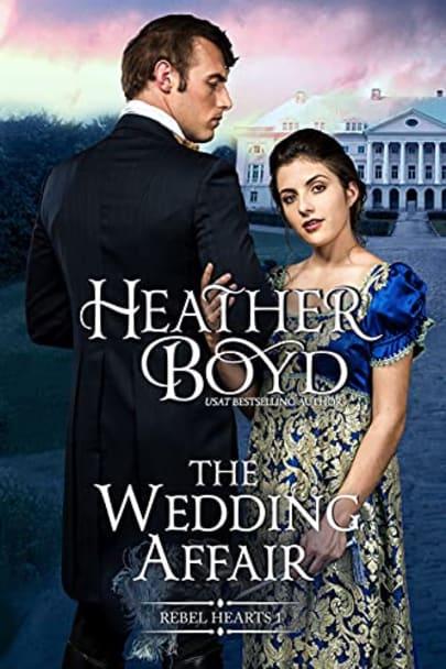 The Wedding Affair cover