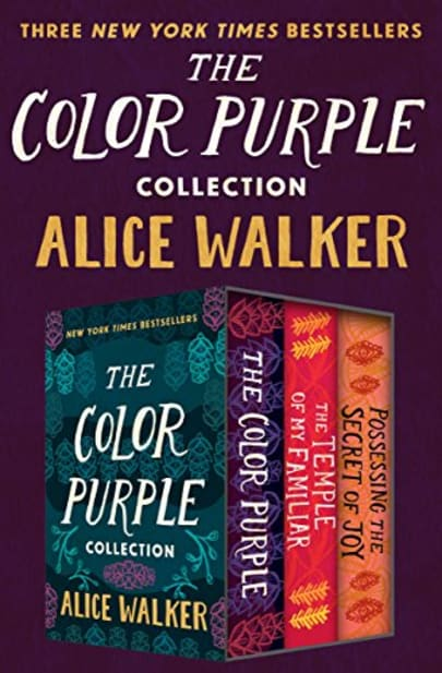 Color Purple Collection by Alice Walker - BookBub