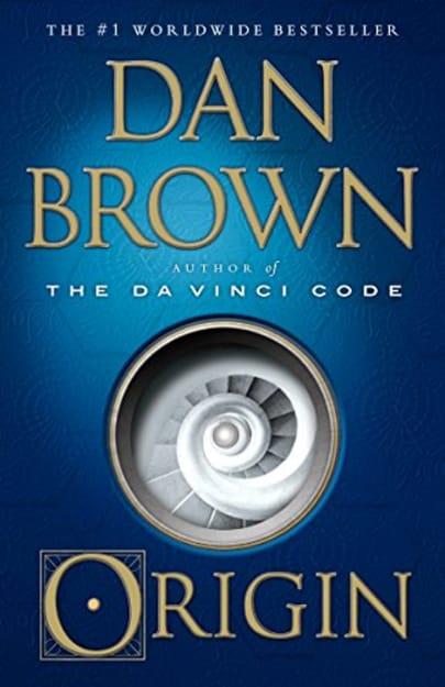 Origin by Dan Brown - BookBub