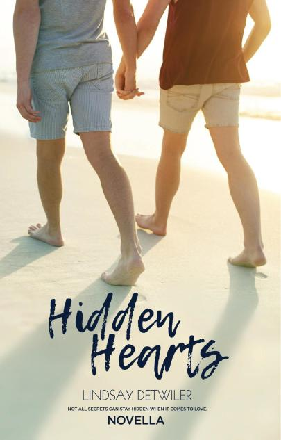Hidden Hearts (Lines in the Sand, #0) cover