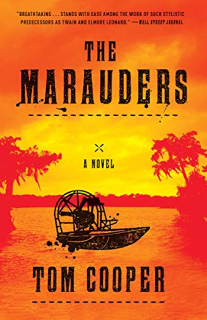 The Marauders cover