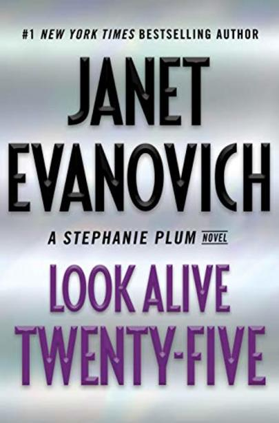 Look Alive Twenty-Five cover