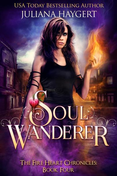 Soul Wanderer (The Fire Heart Chronicles Book 4) cover