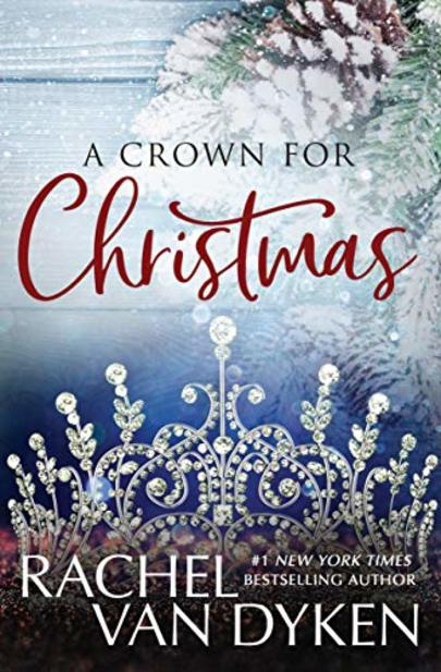 A Crown for Christmas cover