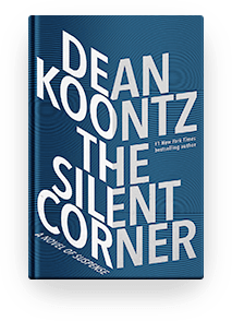 Book cover for The Silent Corner by Dean Koontz for book recommendation