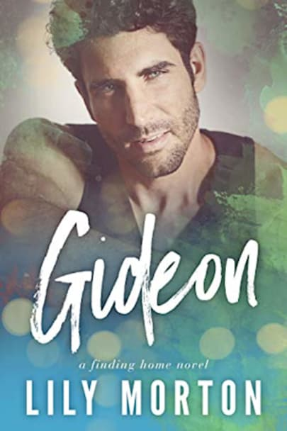 Book cover for Gideon (Finding Home Book 3) by Lily Morton