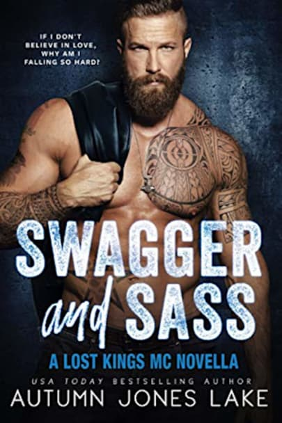 Book cover for Swagger and Sass by Autumn Jones Lake