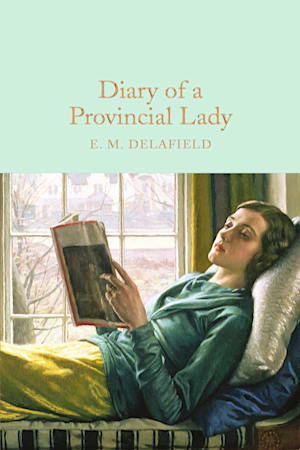 Book cover for Diary of a Provincial Lady by E. M. Delafield