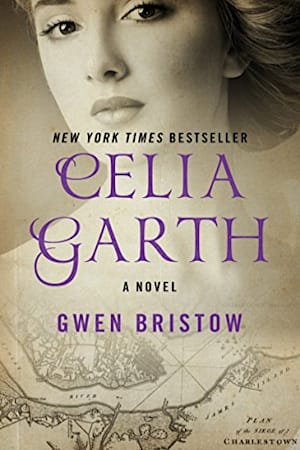 Book cover for Celia Garth by Gwen Bristow