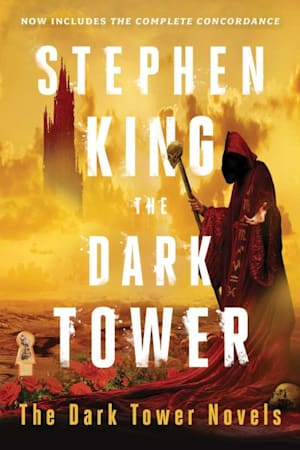 Book cover for The Dark Tower Boxed Set by Stephen King