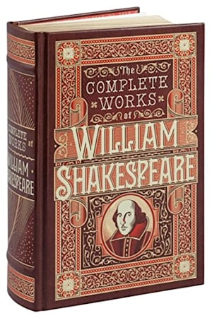 Book cover for The Complete Works of William Shakespeare by William Shakespeare
