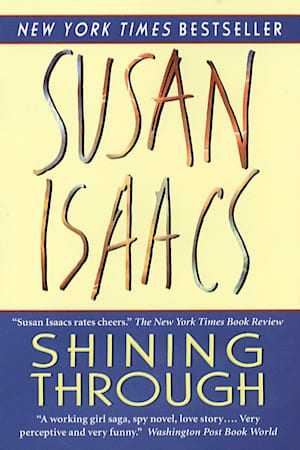Book cover for Shining Through by Susan Isaacs