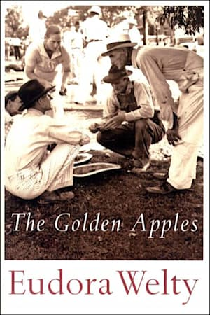 Book cover for Golden Apples by Eudora Welty