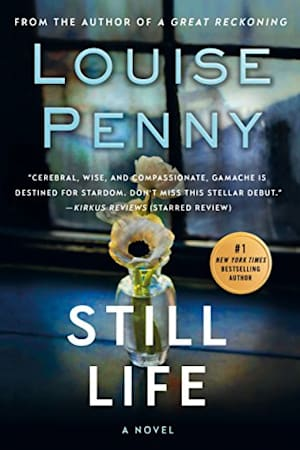 Book cover for Still Life by Louise Penny
