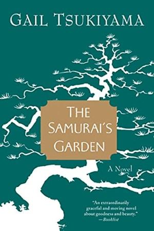 Book cover for The Samurai's Garden by Gail Tsukiyama