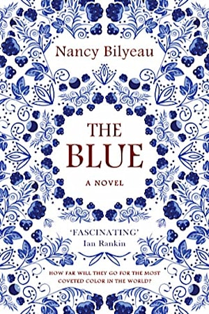 Book cover for The Blue by Nancy Bilyeau