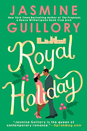 Book cover for Royal Holiday by Jasmine Guillory