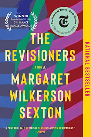 Book cover for The Revisioners: A Novel by Margaret Wilkerson Sexton