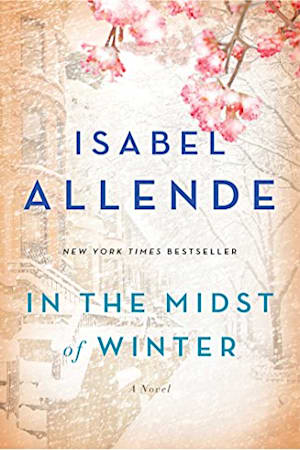 Book cover for In the Midst of Winter by Isabel Allende