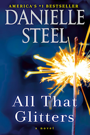 Book cover for All That Glitters by Danielle Steel