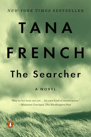 Book cover for The Searcher by Tana French