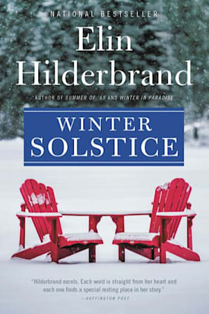 Book cover for Winter Solstice by Elin Hilderbrand