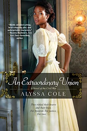Book cover for An Extraordinary Union by Alyssa Cole