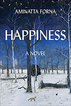 Book cover for Happiness by Aminatta Forna
