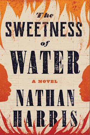 Book cover for The Sweetness of Water by Nathan Harris
