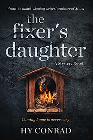 Book cover for The Fixer's Daughter by Hy Conrad
