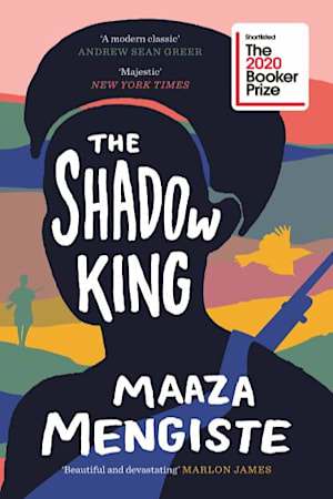 Book cover for The Shadow King by Maaza Mengiste